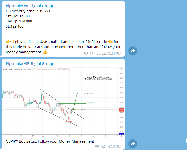 Forex Paid Signal provider